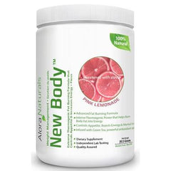 Alora Naturals New Body Powder 262.5g | Fat Burners | Alora Naturals