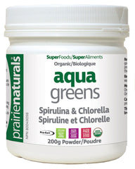 Prairie Naturals Aqua Greens Powder - Body Energy Club
