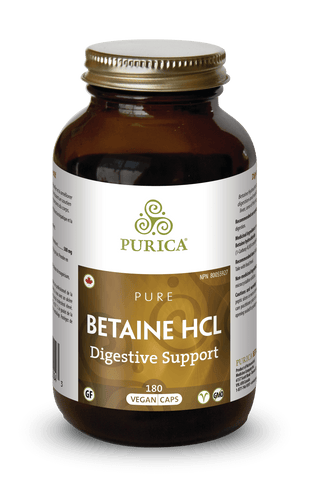 Purica Pure Betaine HCL - Body Energy Club