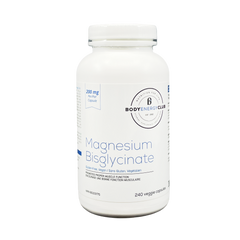 Body Energy Club Magnesium Bisglycinate 200mg
