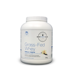 Body Energy Club Grass-Fed Whey 2kg - Body Energy Club