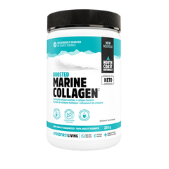North Coast Naturals Boosted Marine Collagen 250g | Collagen | NORTH COAST NATURALS