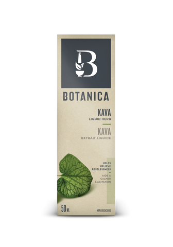 Botanica Kava Liquid Herb - Body Energy Club