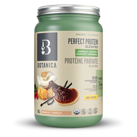 Botanica Perfect Protein Adrenal Support - Body Energy Club