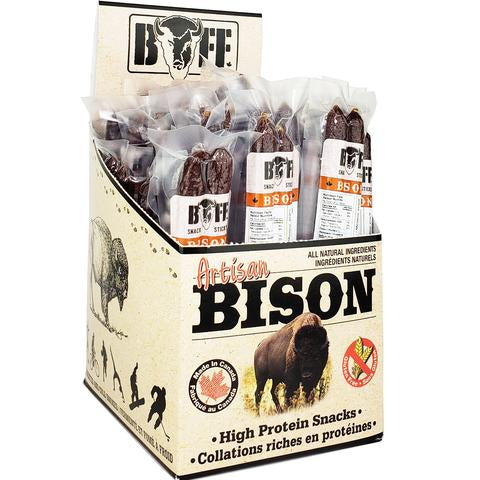 Buff Bison Snack Sticks - Body Energy Club