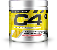 Cellucor C4 Fruit Punch- 30 Servings