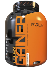 Rivalus Clean Gainer 5lbs | Weight Gain Protein | Rivalus