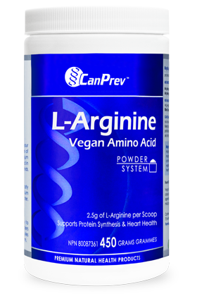 CanPrev L-Arginine Vegan Amino Acid - Body Energy Club