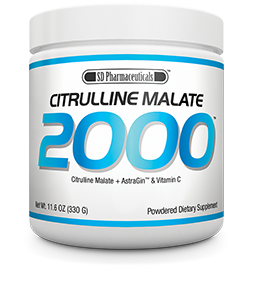 SD Pharmaceuticals Citrulline Malate 2000 - Body Energy Club