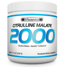SD Pharmaceuticals Citrulline Malate 2000 330g