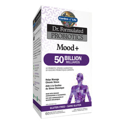 Garden Of Life Dr. Formulated PROBIOTICS Mood+ - Body Energy Club