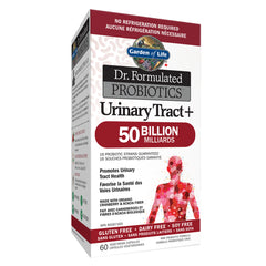 Garden Of Life Dr. Formulated Probiotics URINARY TRACT+ Shelf Stable - Body Energy Club