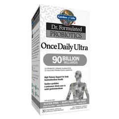 Garden Of Life Dr. Formulated Probiotics Once Daily Ultra 90 Billion CFU - Body Energy Club
