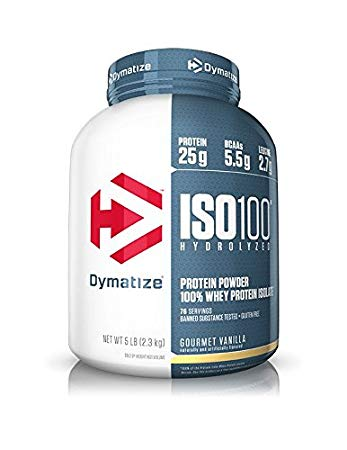 Dymatize Nutrition ISO 100 Protein Powder 5lbs - Body Energy Club