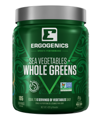 Ergogenics Organic Sea Vegetables + Whole Greens | Greens | Ergogenics Nutrition