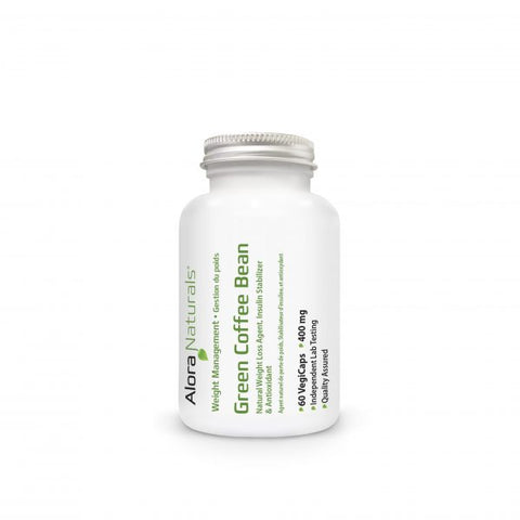 Alora Naturals Green Coffee Bean 400mg - Body Energy Club