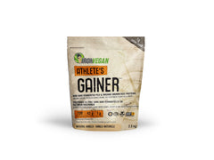 Iron Vegan Athlete's Gainer 2.5KG vanilla