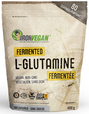 Iron Vegan Glutamine - Body Energy Club