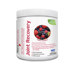 Alora Naturals Joint Recovery 180g Fruit Punch - Body Energy Club