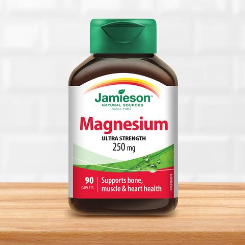 Jamieson Magnesium Ultra Strength 250mg