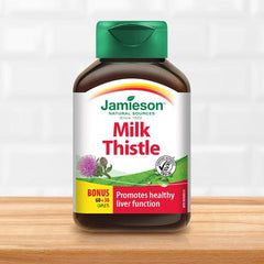 Jamieson Milk Thistle 150mg | Liver Health | Jamieson