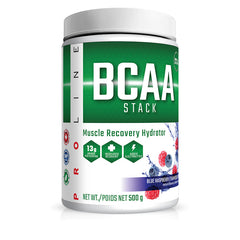 Pro Line | BCAA Stack | All Natural | Blue Raspberry 500g