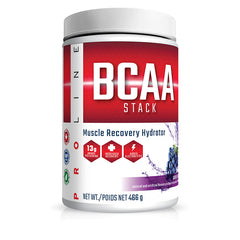 Pro Line | Advanced Nutrition | BCAA Stack | Grape