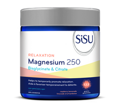 Sisu Magnesium 250 - Body Energy Club
