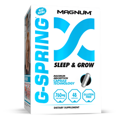Magnum G-Spring | Post-Workout Recovery | Magnum