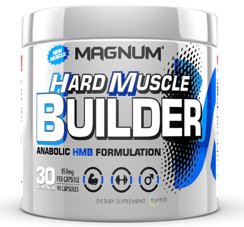 Magnum Hard Muscle Builder 850mg - Body Energy Club
