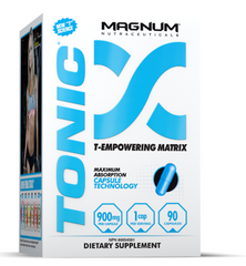 Magnum Tonic - Body Energy Club