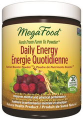 Mega Food Daily Energy Nutrient Booster Powder 30 servings