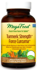 Mega Food Turmeric Strength 30 Tablets