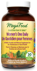 Mega Food Women's One Daily Tablets - Body Energy Club