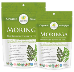 Ecoideas Organic Moringa Powder | Antioxidants | Ecoideas