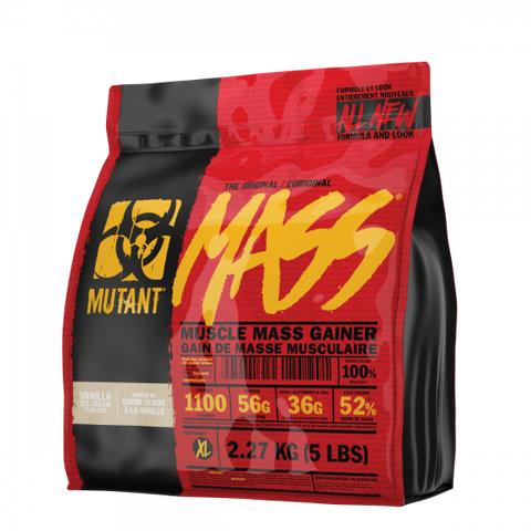 Mutant Mass 5lbs 5% five percent