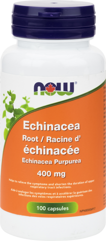 NOW Echinacea Root 400mg