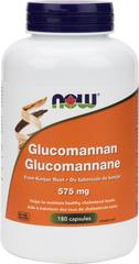 NOW Glucomannan 575mg 180 capsules