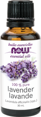 NOW Lavender Essential Oil | Essential Oils | NOW Foods