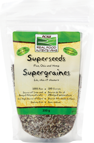 NOW Superseeds - Body Energy Club