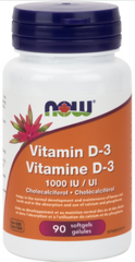 NOW Vitamin D 1000IU | Vitamin D | NOW Foods