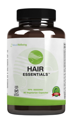 Natural Wellbeing Hair Essentials