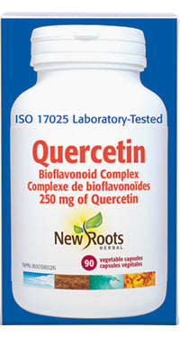 New Roots Quercetin Bioflavonoid Complex
