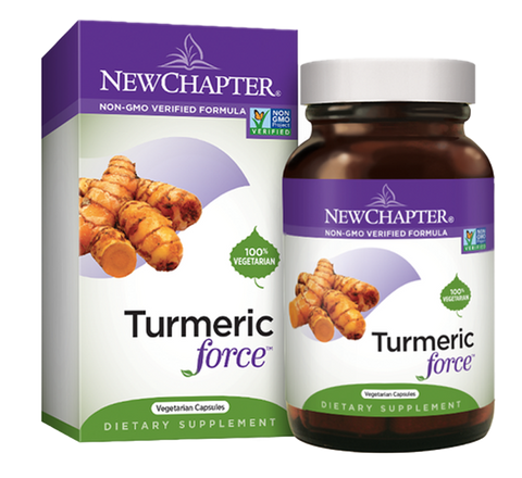New Chapter Turmeric Force | Joints, Ligaments | New Chapter