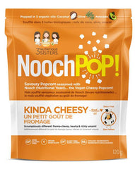 Nooch Pop Kinda Cheesy