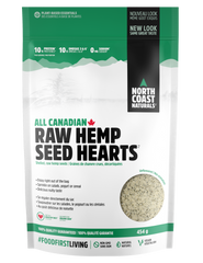 North Coast Naturals Hemp Seeds | Hemp Hearts | NORTH COAST NATURALS