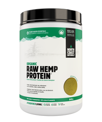 North Coast Naturals Organic Hemp Protein Powder | Hemp Protein | NORTH COAST NATURALS