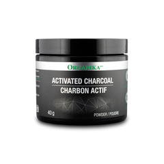 Organika Active Charcoal Powder 40g