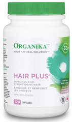 Organika Hair Plus - Body Energy Club