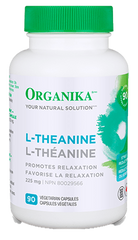 Organika L-Theanine 225mg - Body Energy Club